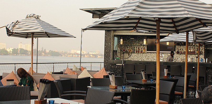 Romantic Date at Surface Bar Lagos